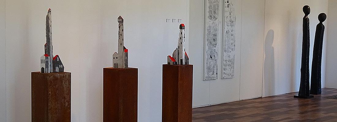 Opening ecpositie september 2019 Kunstation Uden