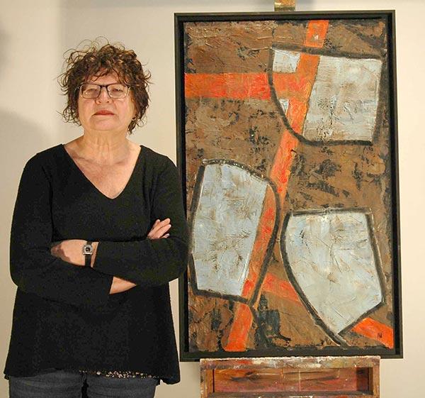 Antoinette van der Velden