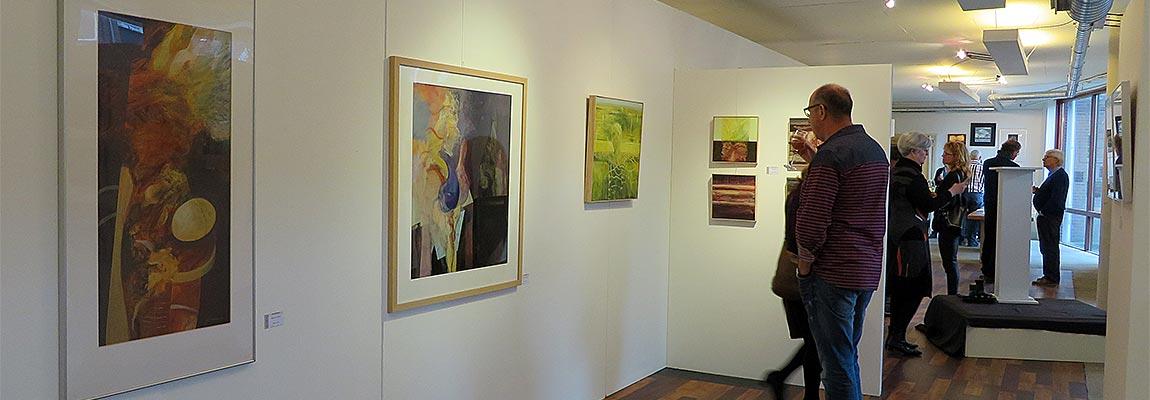 Opening expo december 2015 kunstation Uden