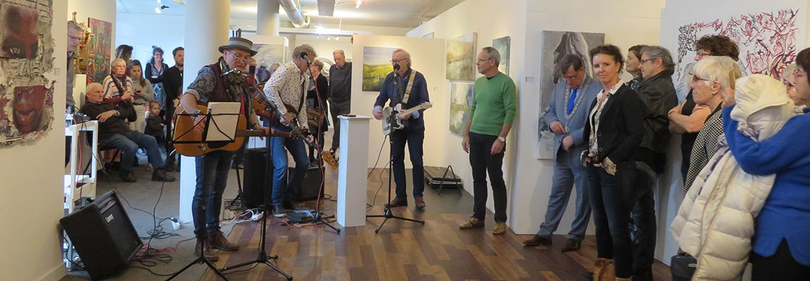 Kunstatiion Uden Expo Uden-Landerd