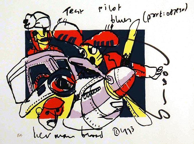 4131 HermanBrood Test Piloot