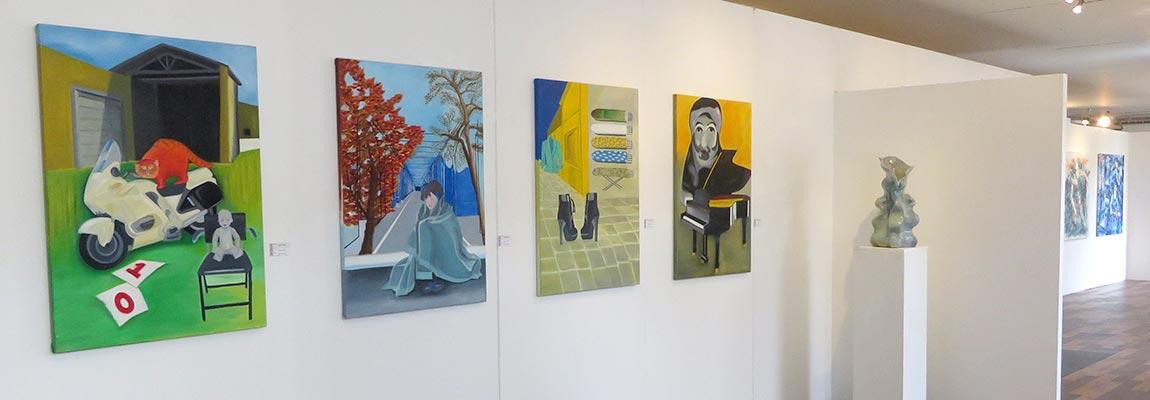 Expo oktober 2020 Galerie Kunstation Uden
